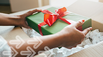Holiday Shipping e-Guide Parcel